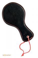 Mini tapette cuir : Tapette en cuir format mini pour l'initier aux jeux BDSM.