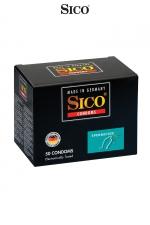50 préservatifs Sico SPERMICIDE